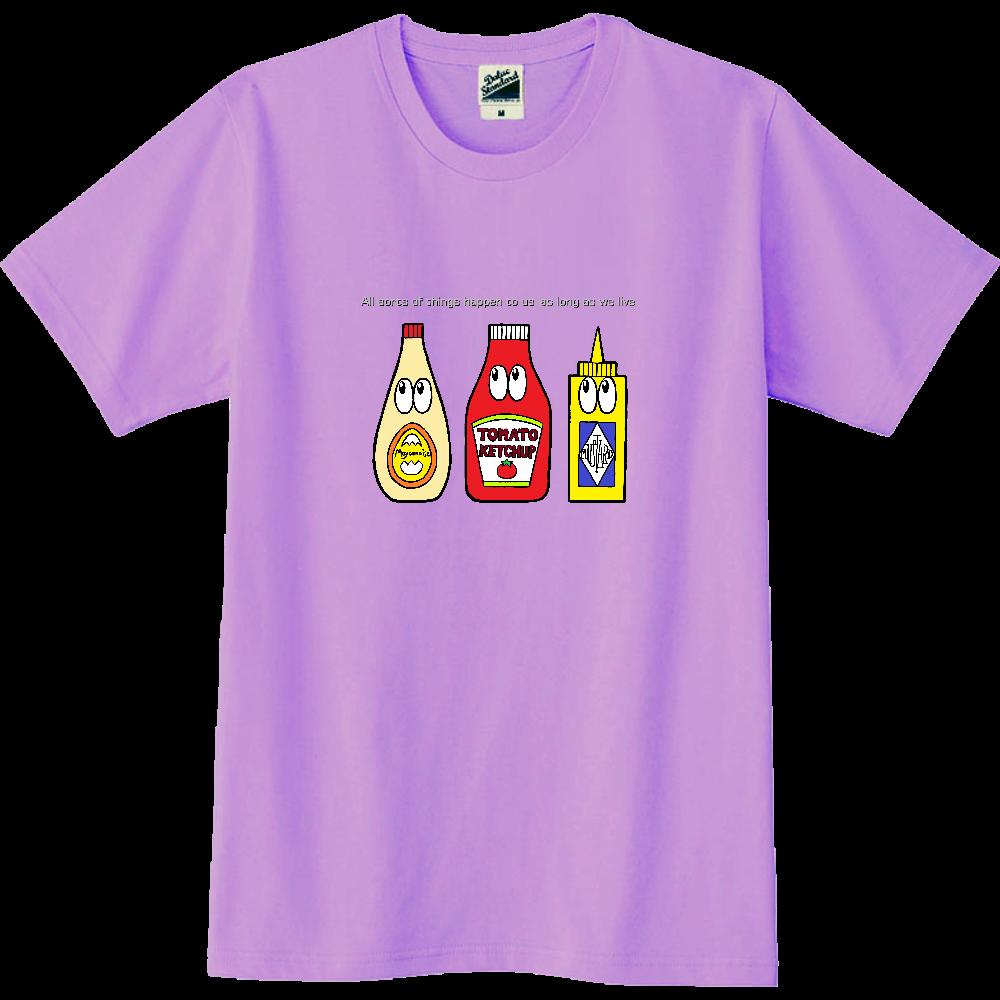 ソース/モンスター スリムTシャツ