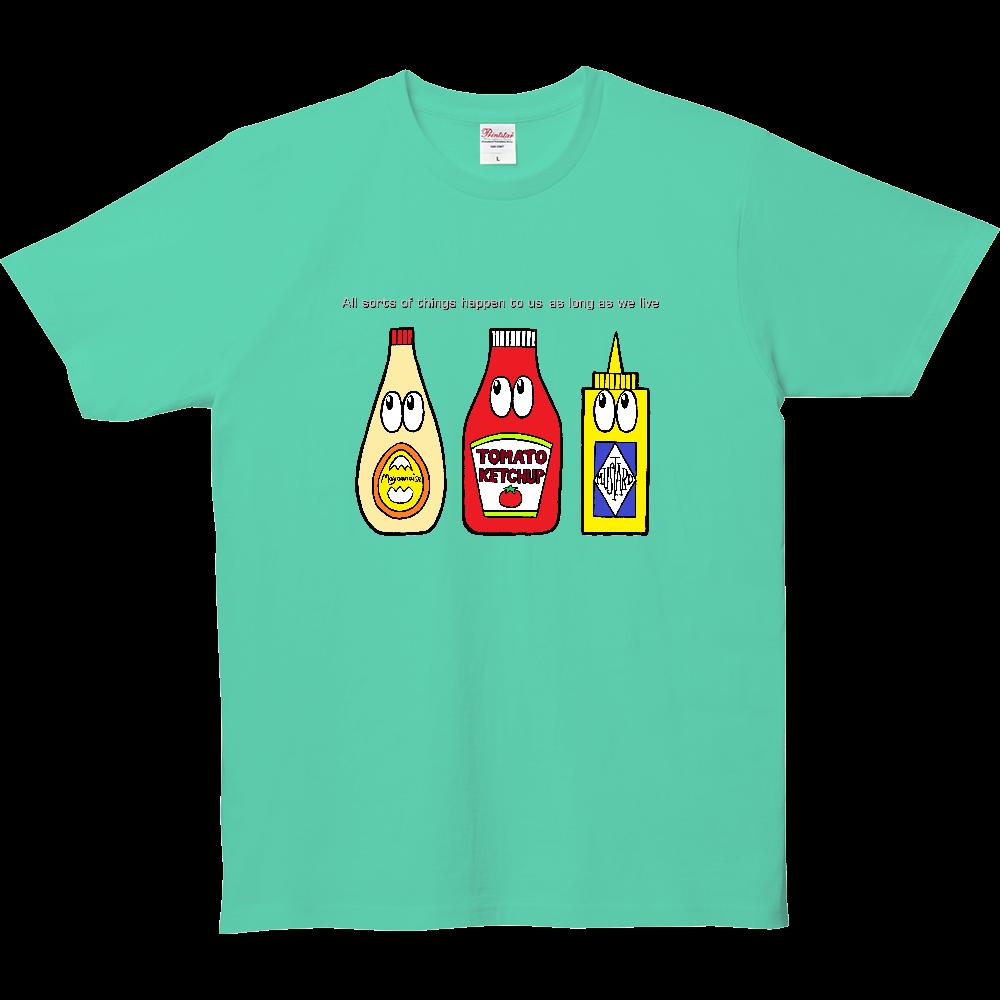 ソース/モンスター 5.0オンス ベーシックTシャツ(キッズ)