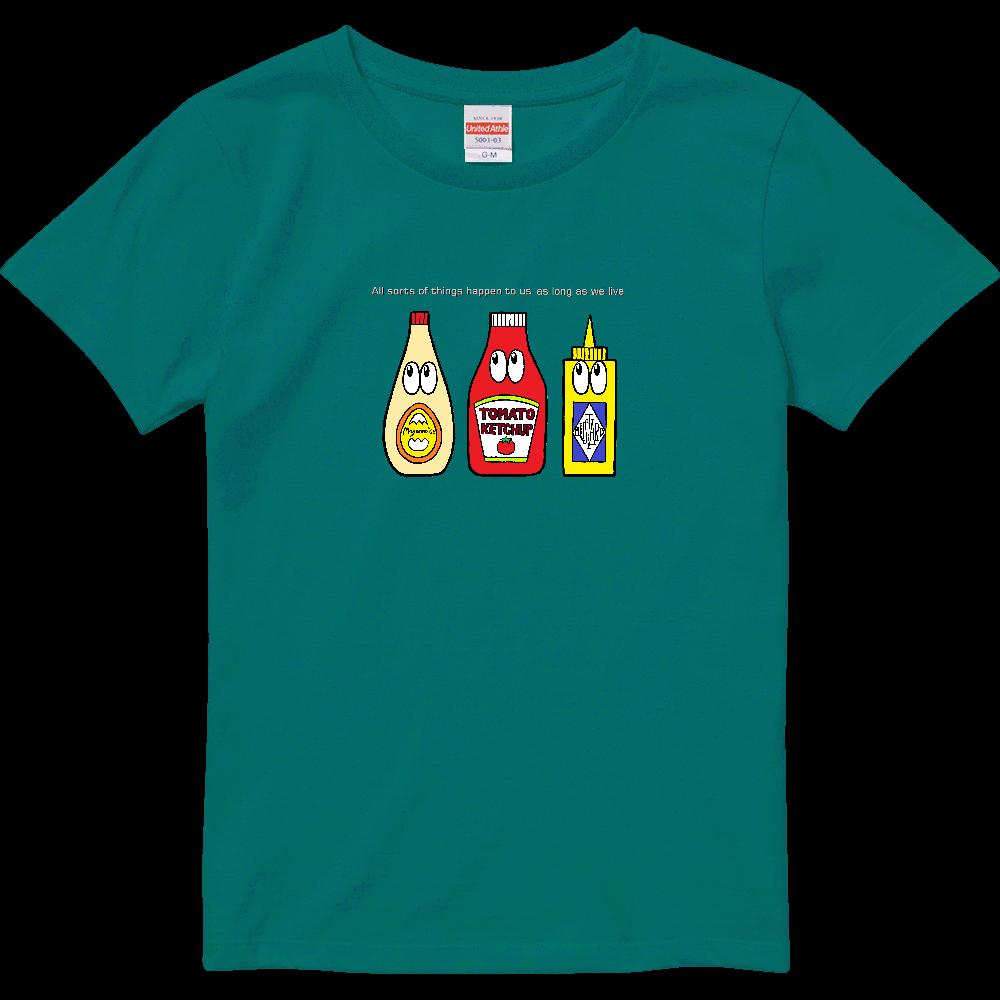 ソース/モンスター ハイクオリティーTシャツ(ガールズ)