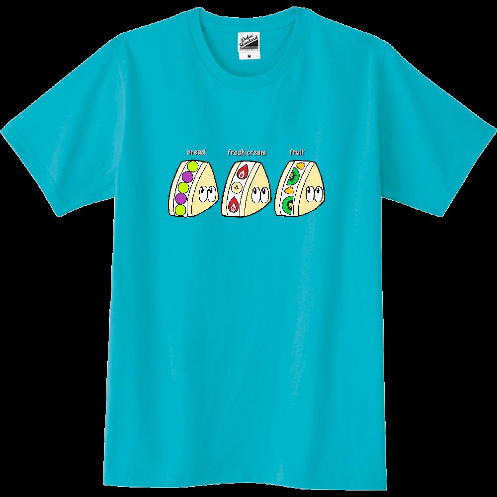 フルーツサンド/モンスター スリムTシャツ