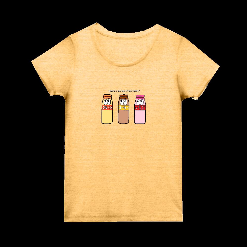 牛乳/モンスター トライブレンド ウィメンズ Tシャツ