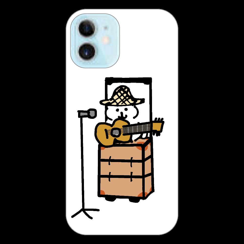 ねこみたいないぬ 演奏  iPhone12 mini(透明) iPhone12 mini(透明)