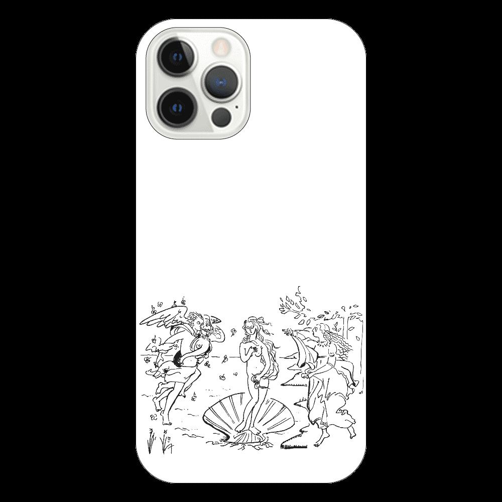 ヴィのバースデー iPhone12 Pro(透明)