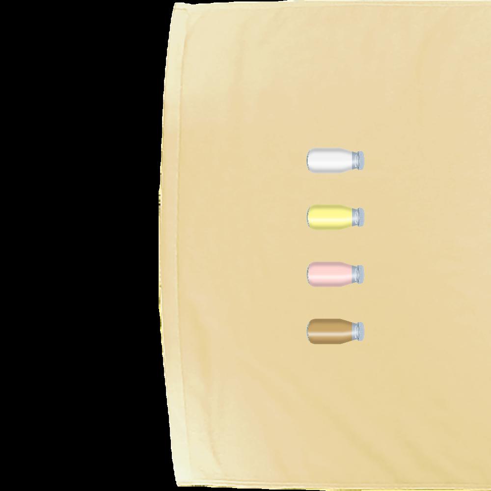 牛乳達-プレーンバージョン シャーリングバスタオル シャーリングバスタオル