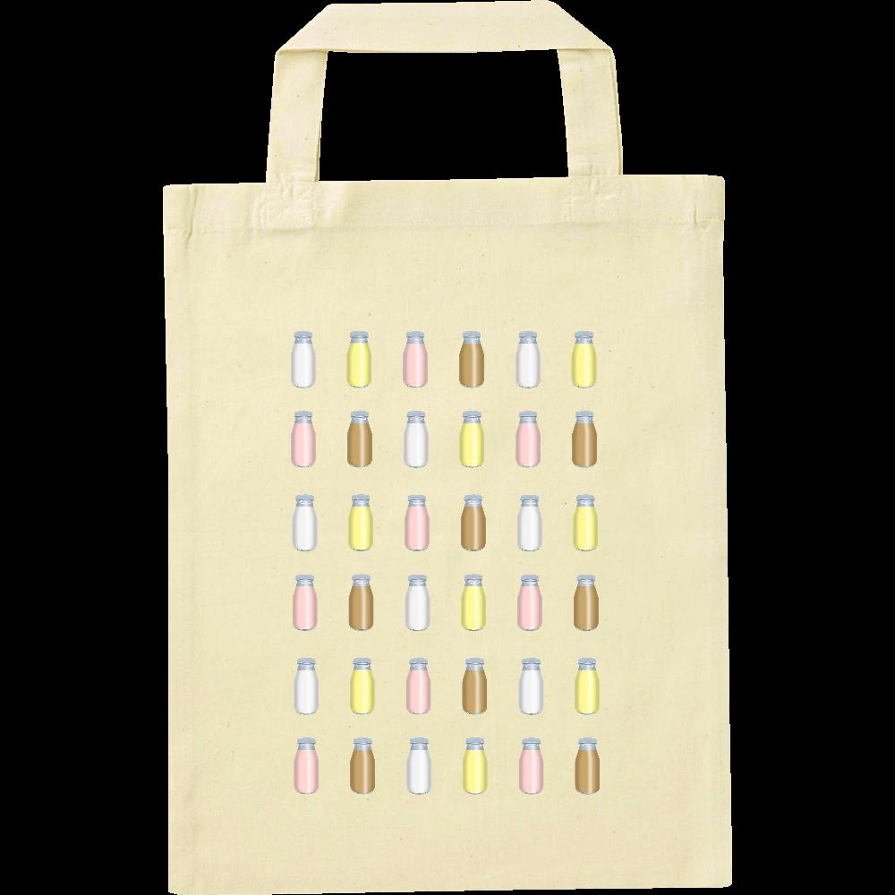 牛乳達-プレーンバージョン ファイルバッグ ナチュラルファイルバッグ