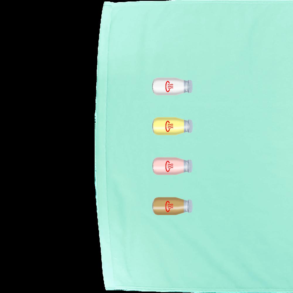 牛乳達 温泉・銭湯バージョン シャーリングバスタオル シャーリングバスタオル