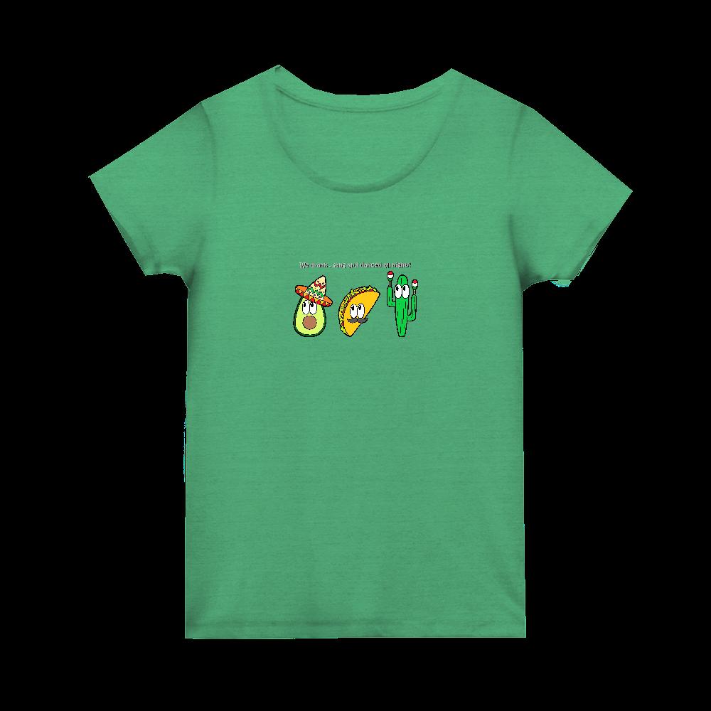 メキシコ/モンスター トライブレンド ウィメンズ Tシャツ