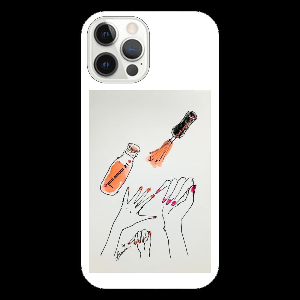 はじめてのネイル iPhone12 Pro