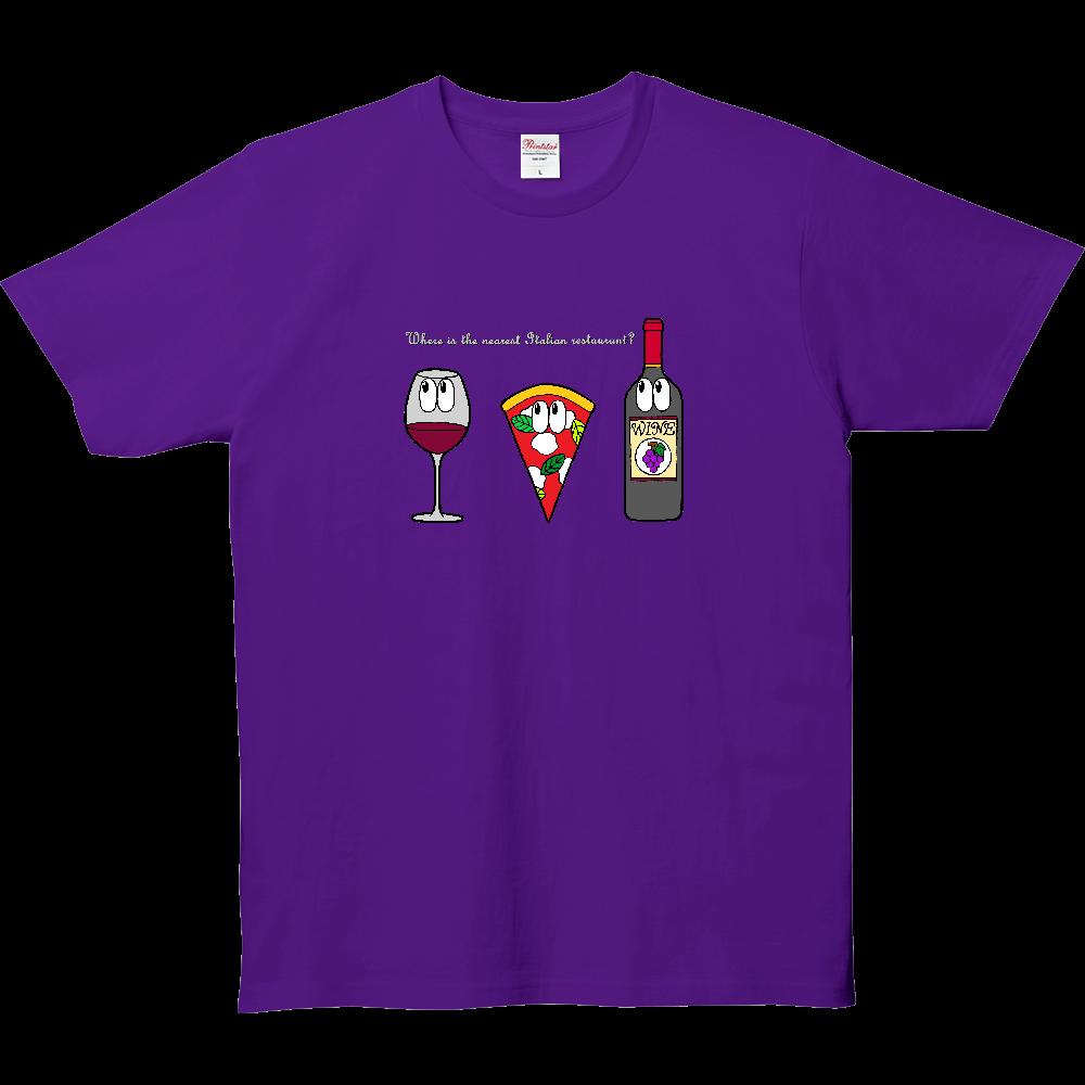 ピザ/モンスター 5.0オンス ベーシックTシャツ(キッズ)