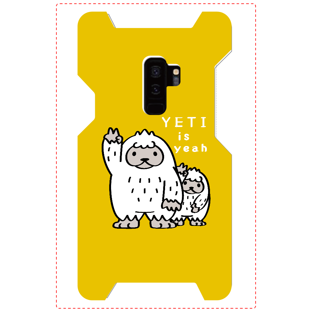CT94 YETI is yeah A Galaxy S9+(SC-03K)