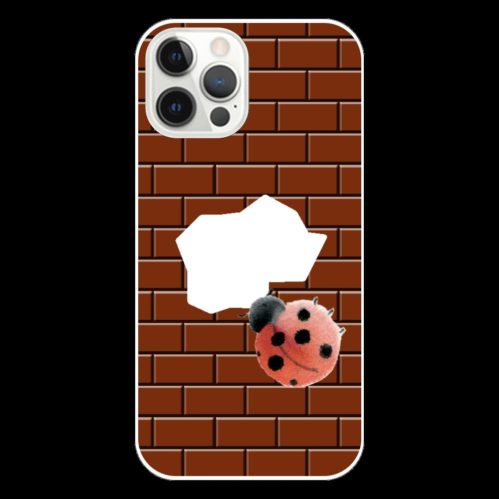 かじられチョコ iPhone12 Pro iPhone12 Pro(透明)