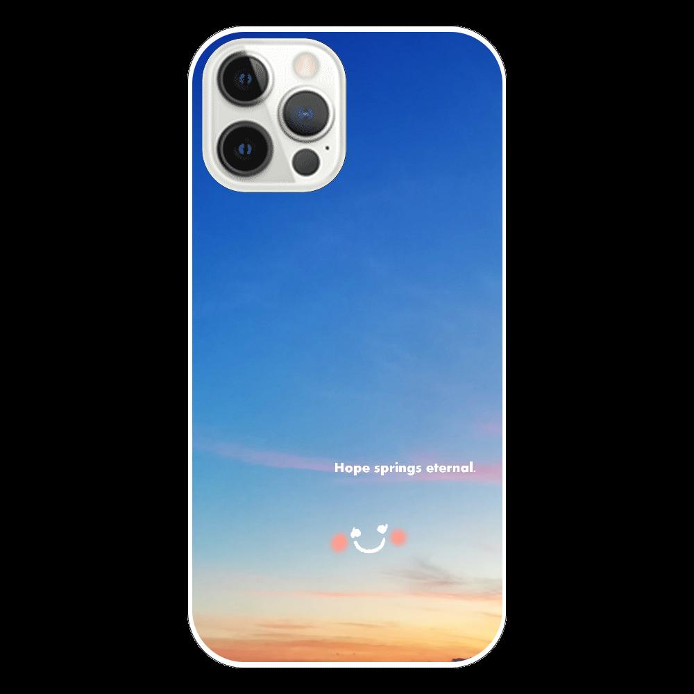 Hope springs eternal. iPhone12 Pro(透明)