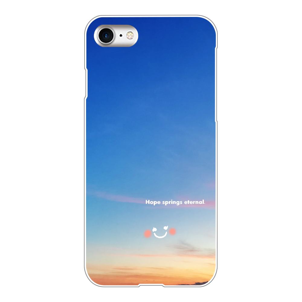 Hope springs eternal. iPhone8(白)