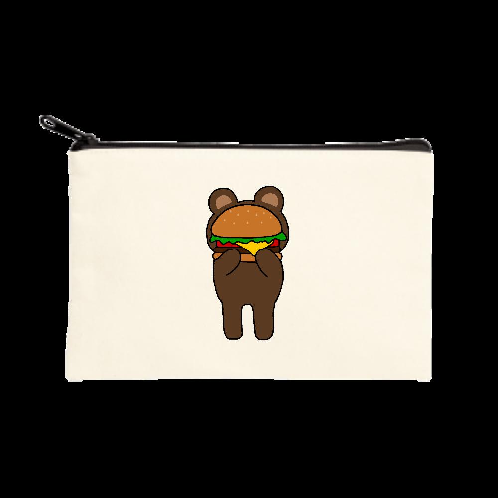 shy bear ポーチ(S)