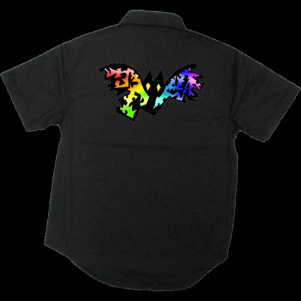 ゲーミングこうもり T/Cワークシャツ