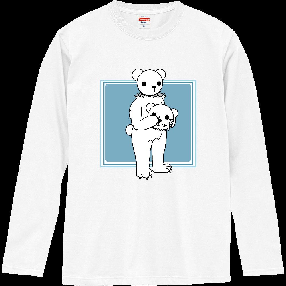 BEAR in BEAR ロングスリーブTシャツ