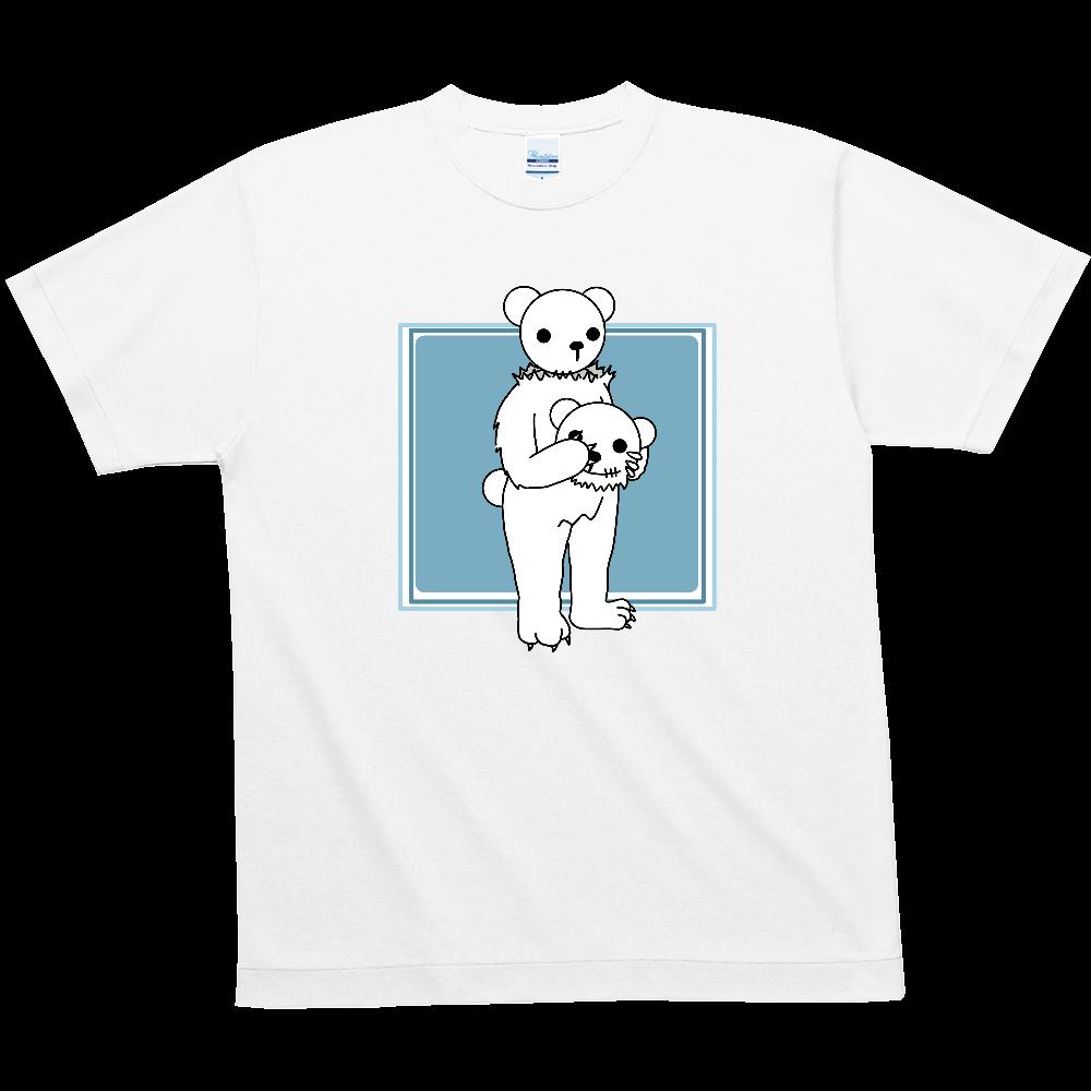BEAR in BEAR ハニカムメッシュTシャツ