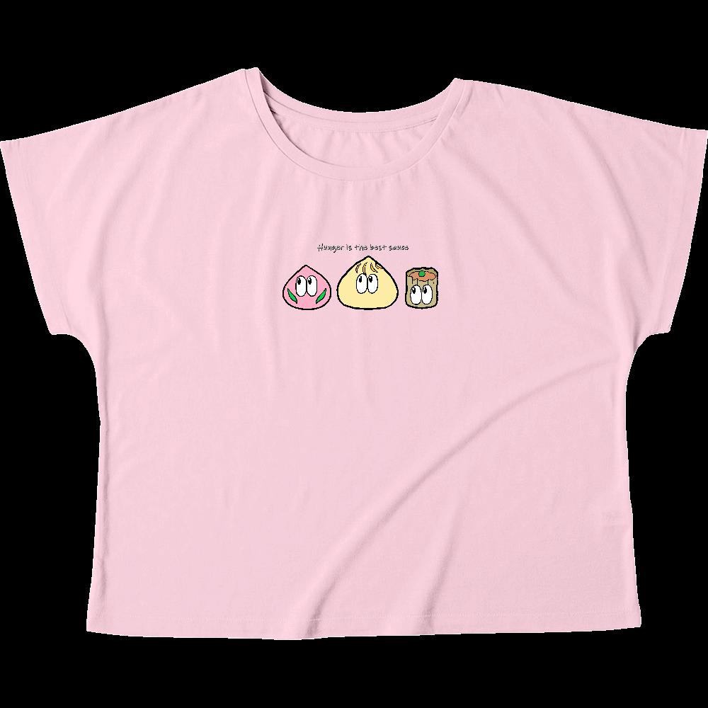中華/モンスター ウィメンズ ドルマン Tシャツ