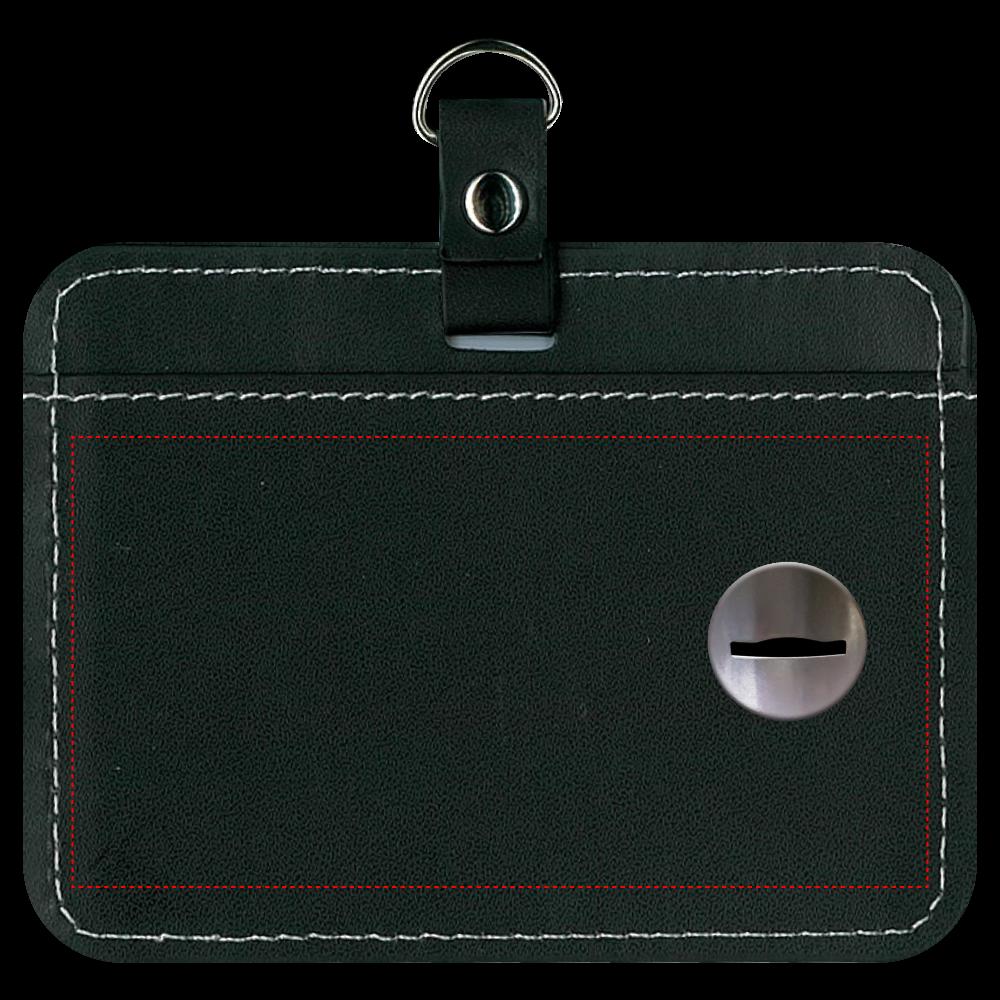 コイン投入口 パスケース オリジナルパスケース