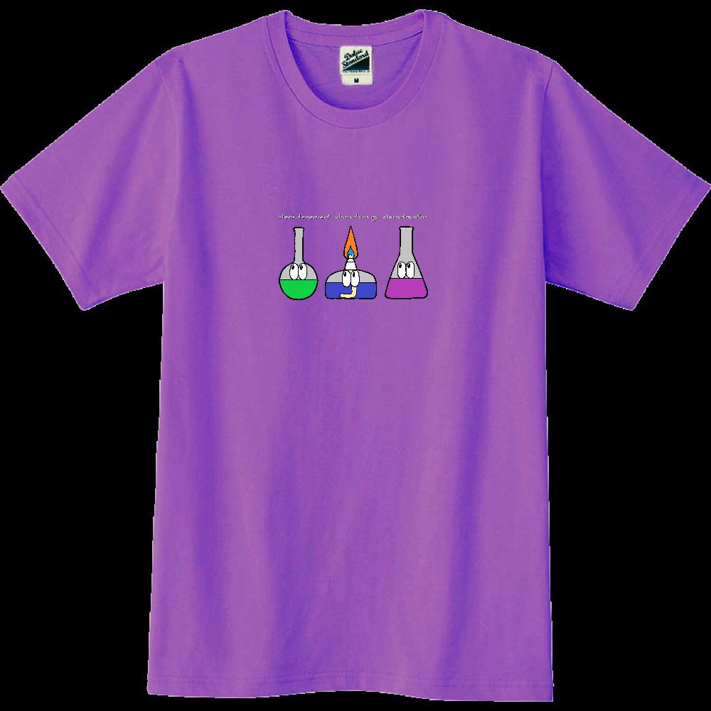 化学実験/モンスター スリムTシャツ