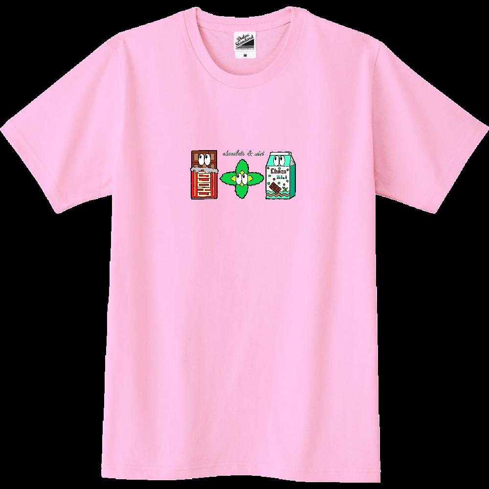 チョコミント/モンスター スリムTシャツ