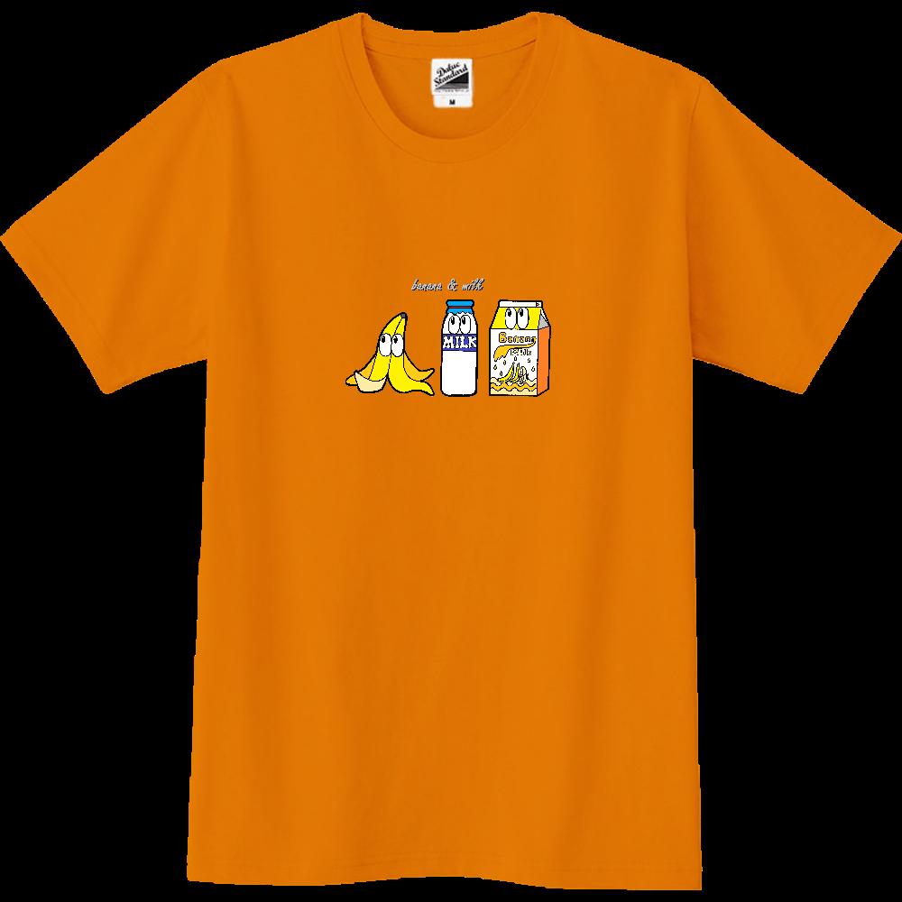バナナミルク/モンスター スリムTシャツ