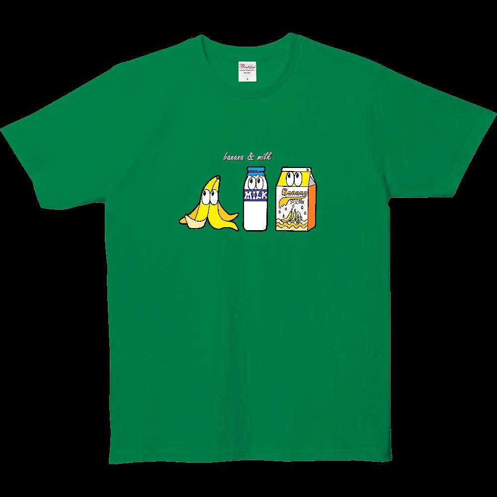バナナミルク/モンスター 5.0オンス ベーシックTシャツ(キッズ)