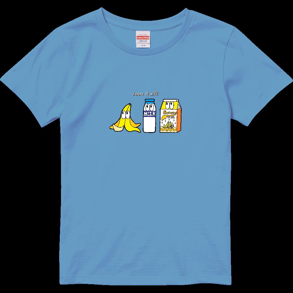 バナナミルク/モンスター ハイクオリティーTシャツ(ガールズ)
