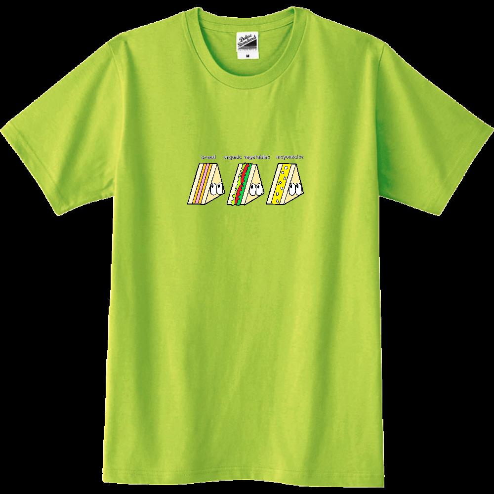 サンドイッチ/モンスター スリムTシャツ