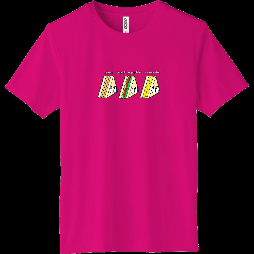 サンドイッチ/モンスター インターロックドライTシャツ