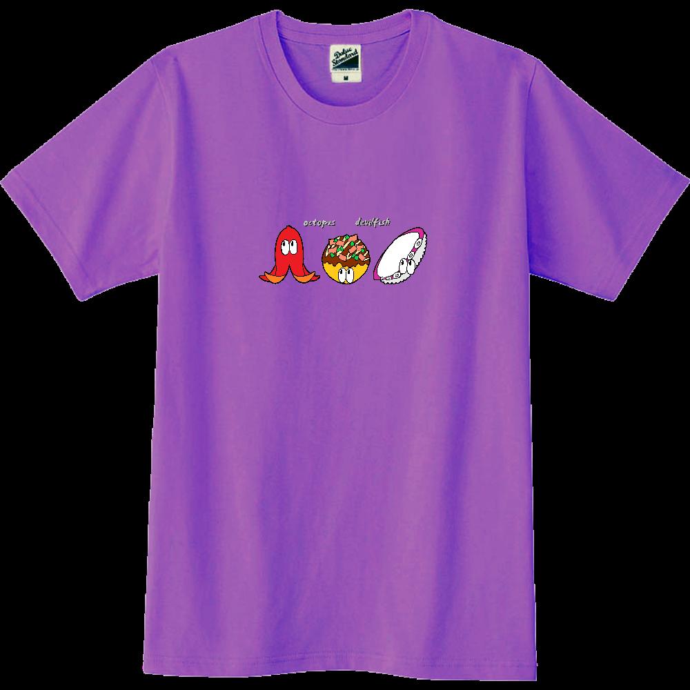 タコ/モンスター スリムTシャツ