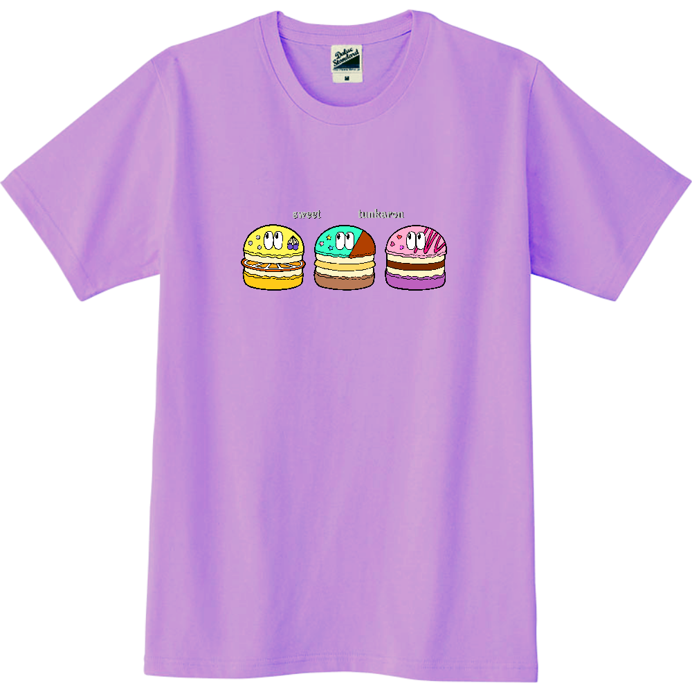 トゥンカロン/モンスター スリムTシャツ