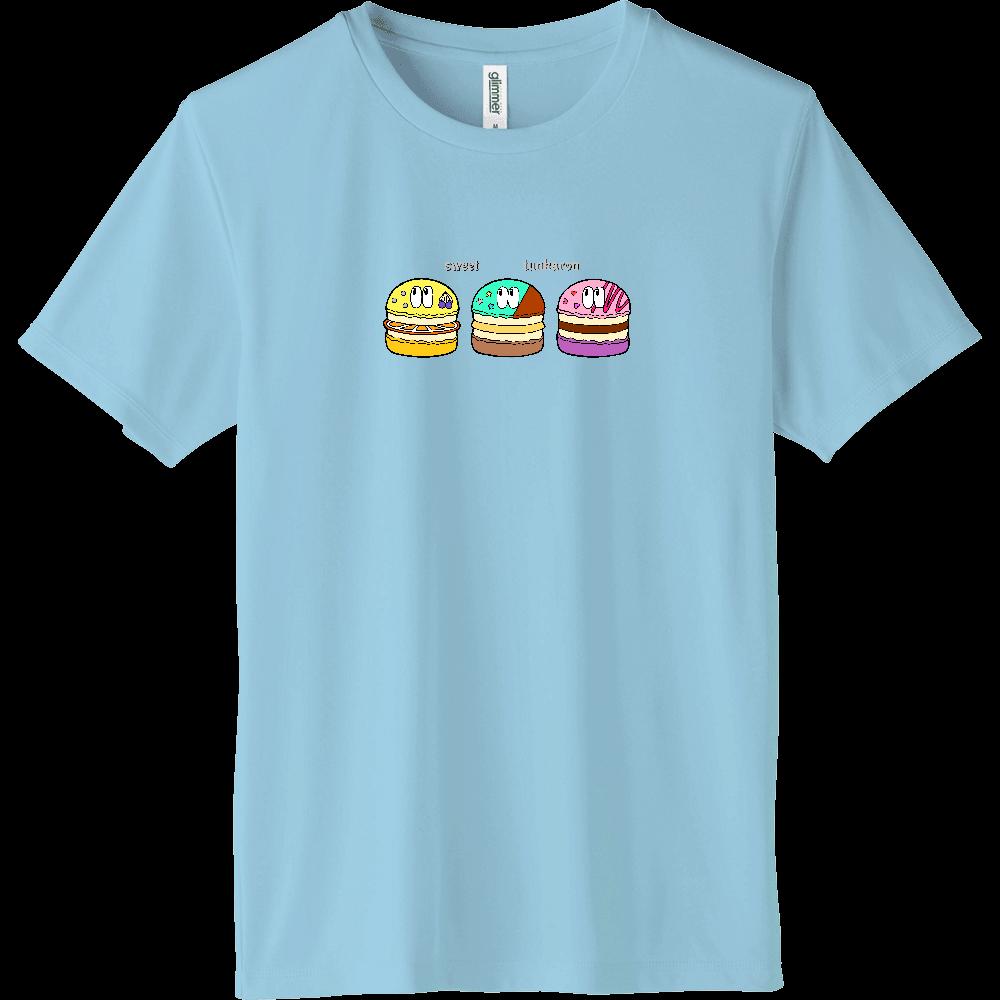 トゥンカロン/モンスター インターロックドライTシャツ
