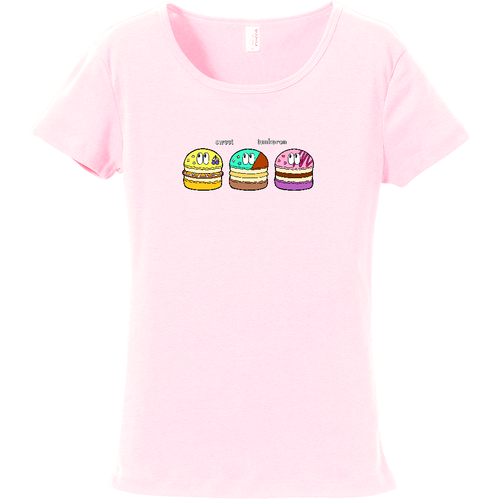 トゥンカロン/モンスター フライスTシャツ