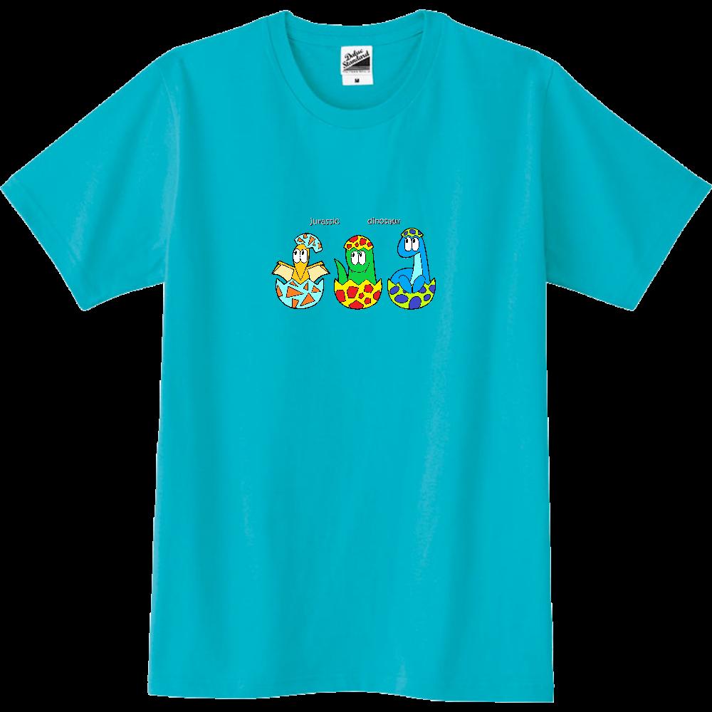 恐竜/モンスター スリムTシャツ