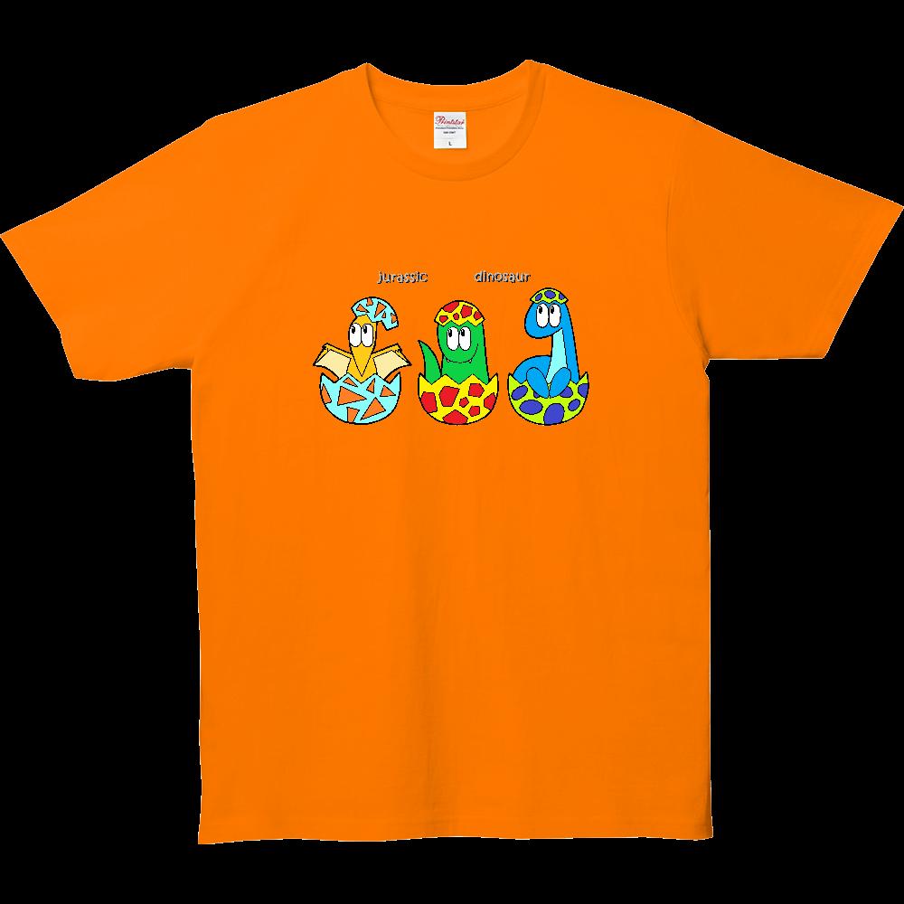 恐竜/モンスター 5.0オンス ベーシックTシャツ(キッズ)