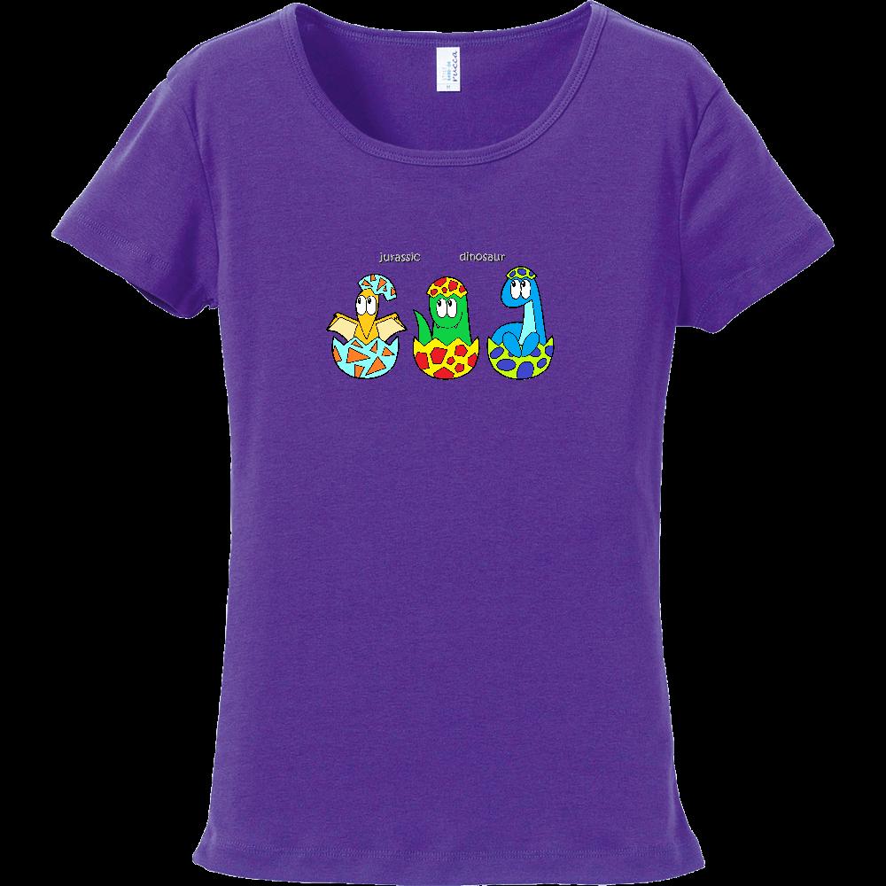 恐竜/モンスター フライスTシャツ