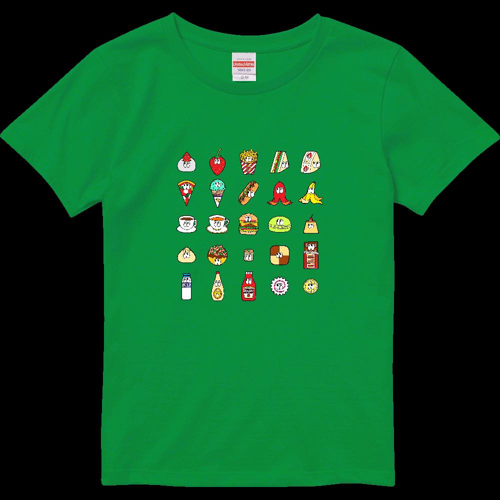 フード&ドリンク/25モンスターズ ハイクオリティーTシャツ(ガールズ)