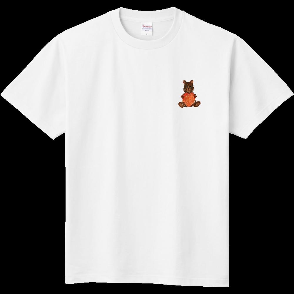 ハートのテディ Tシャツ 定番Tシャツ