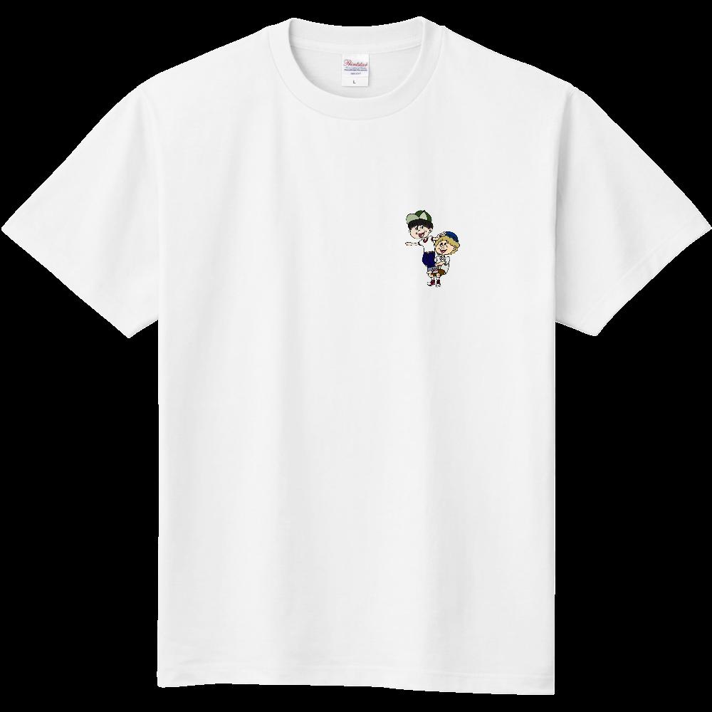 組体操Boys Tシャツ 定番Tシャツ