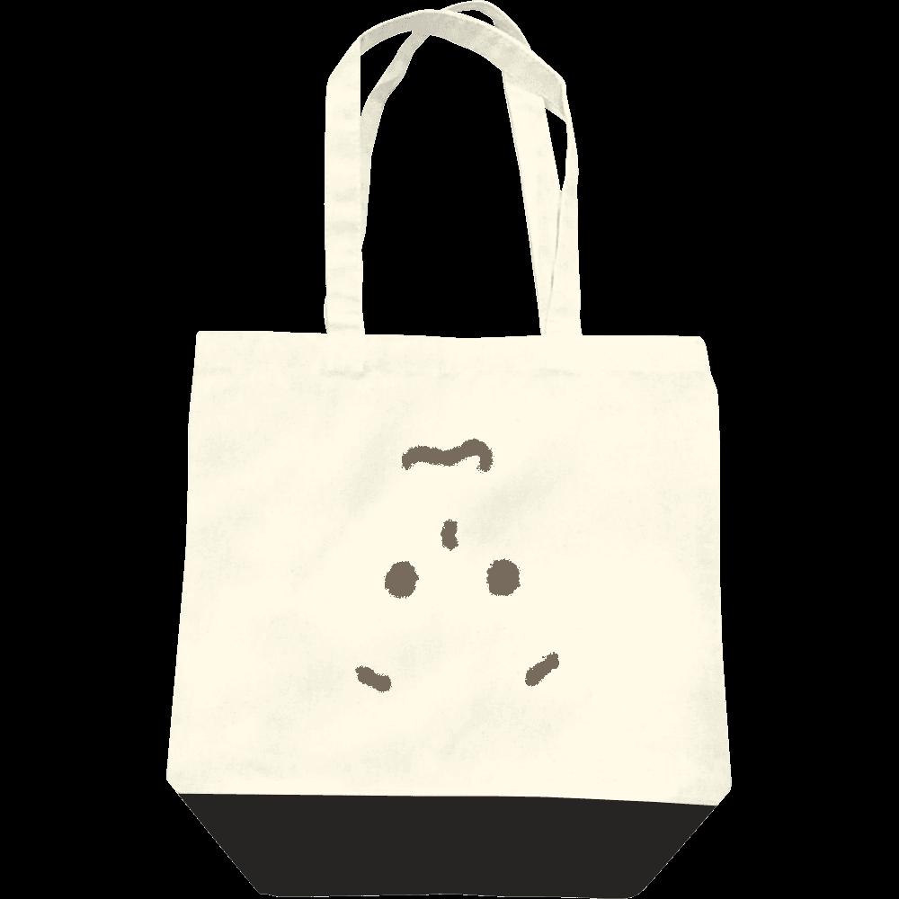 顔出しNG-1 レギュラーキャンバストートバッグ(M)