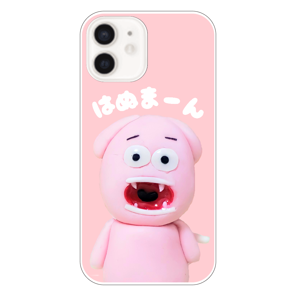 ハヌフォン(ピンク) iPhone12