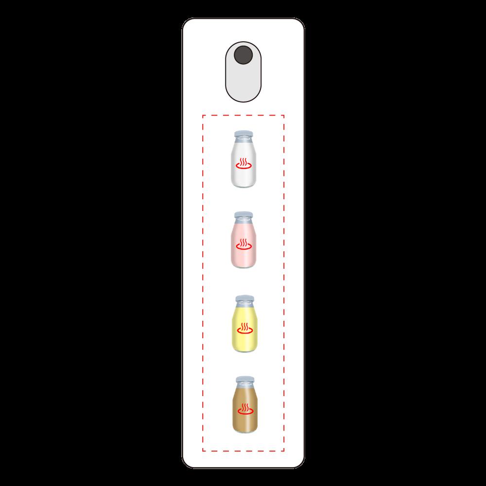 牛乳達 温泉・銭湯バージョン 携帯用スプレーボトル 携帯用スプレーボトル