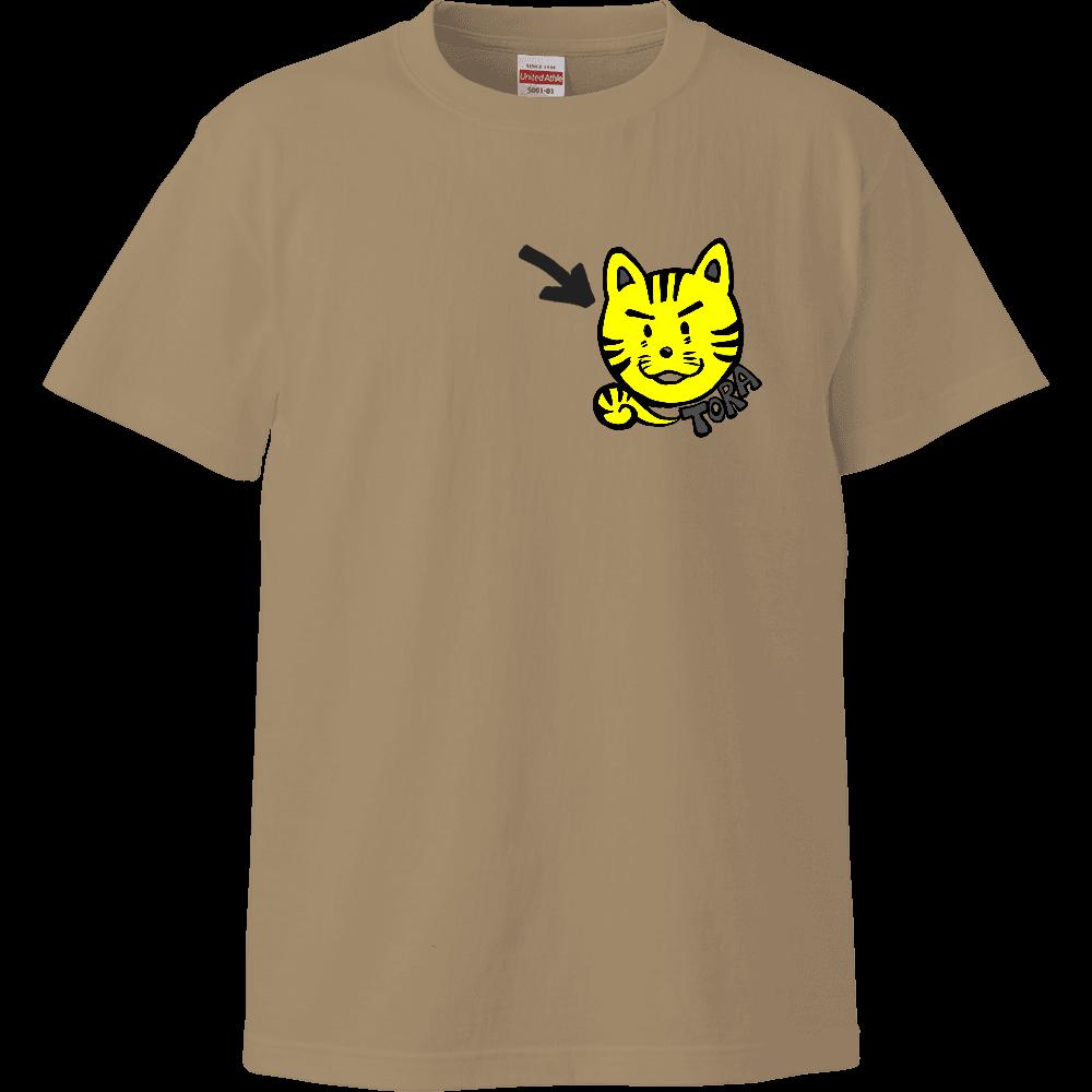 TORAくん(ベーシック) ハイクオリティーTシャツ リニューアル ハイクオリティーTシャツ
