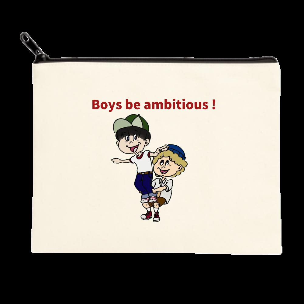 組体操Boys ポーチ ポーチ(M)
