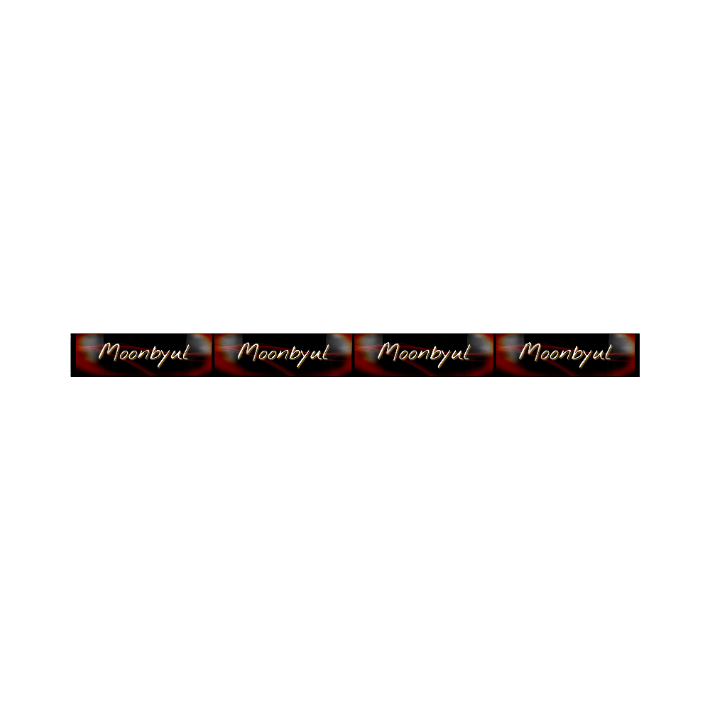MOONBYULのマスキングテープ 15mmマスキングテープ