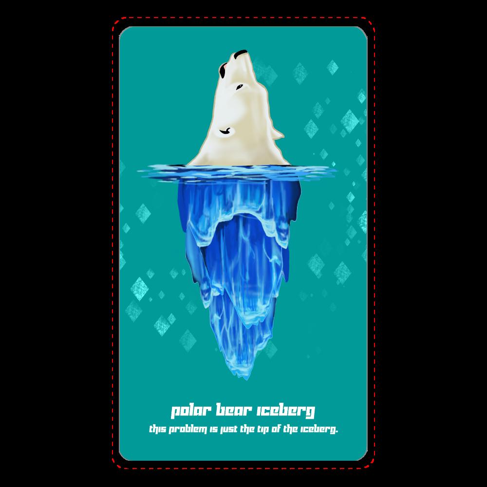 シロクマの氷山 インジケータ無バッテリー4000mAh
