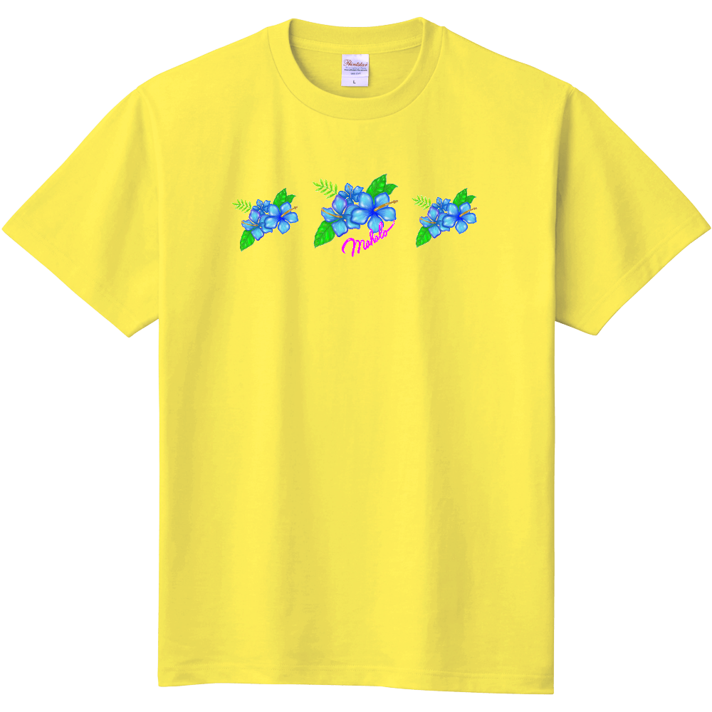 ハイビスカス Tシャツ 定番Tシャツ