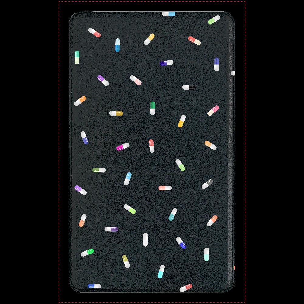 カプセル モバイルバッテリー マットタイプモバイルバッテリー(4000mAh)