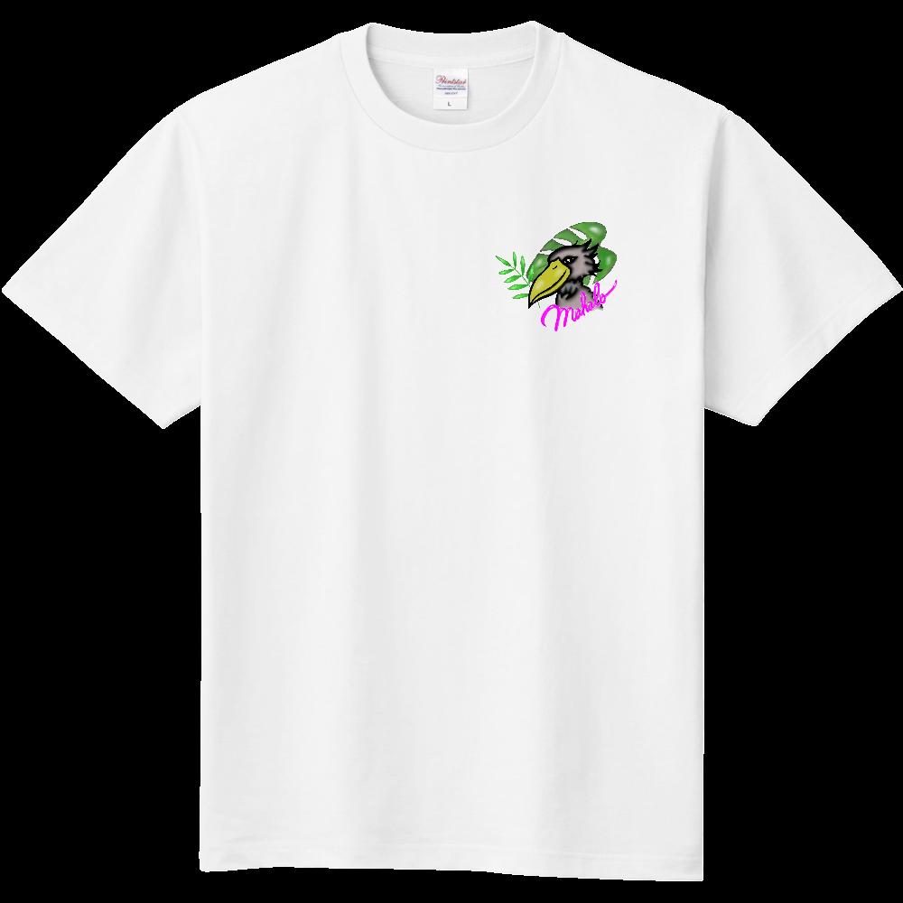 ハシビロコウ Tシャツ 定番Tシャツ